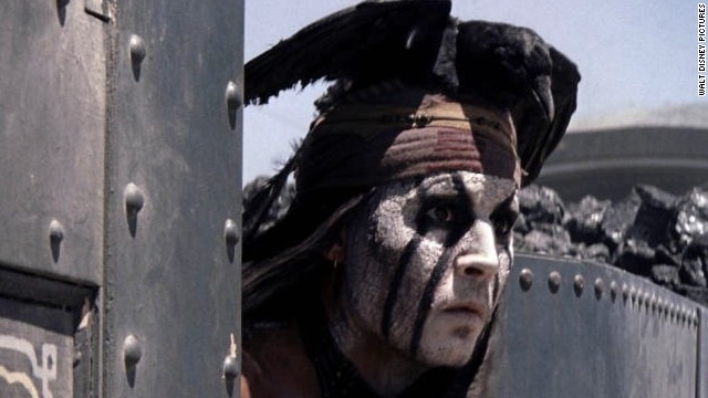 "Early returns on ""The Lone Ranger"" aren't good. What will audiences think in 10 years?"