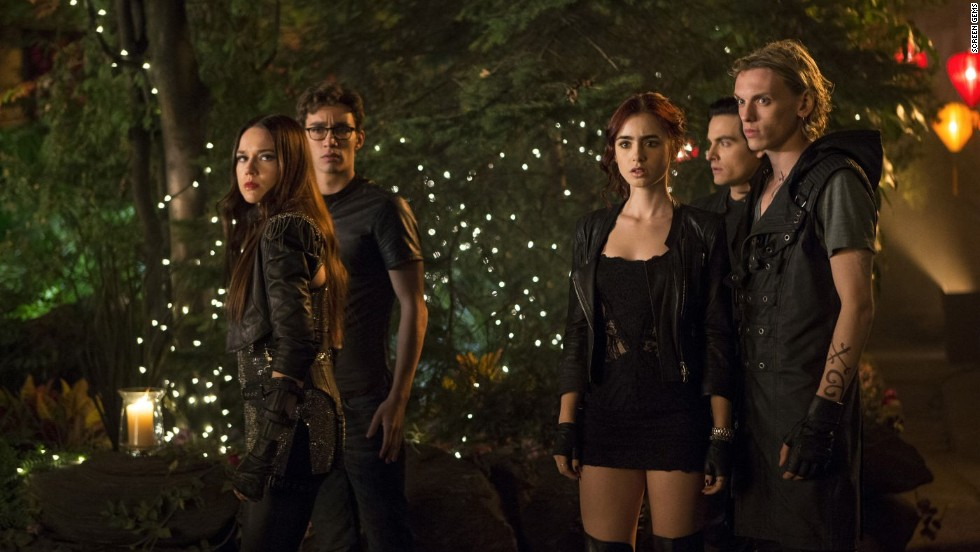 "After a lackluster August 2013 release for the adaptation of the first book in Cassandra Clare's ""Mortal Instruments"" series, production for the second film was initially put on hold. But one thing fans did seem to like about ""City of Bones""? The casting, with Jemima West as Isabelle, Robert Sheehan as Simon, Lily Collins as heroine Clary, Kevin Zegers as Alec and Jamie Campbell Bower as Jace."