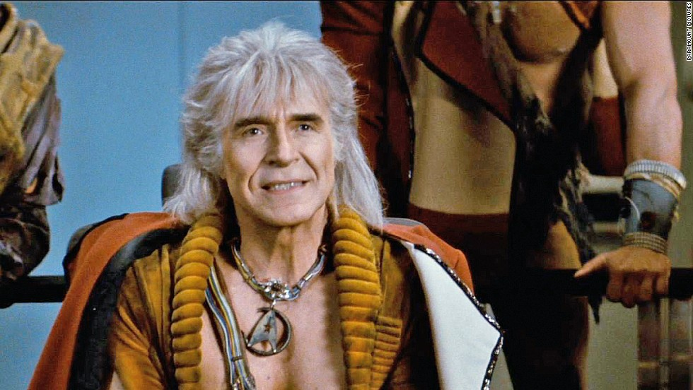"""Star Trek's"" Khan Noonien Singh was played by Ricardo Montalban in a 1967 episode of the original series as well as 1982's ""Star Trek II: The Wrath of Khan."""