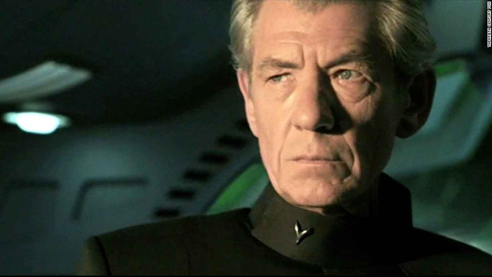 "With the ability to manipulate metal, Ian McKellen's ""X-Men"" mutant Magneto is one of the most powerful villains of all time."