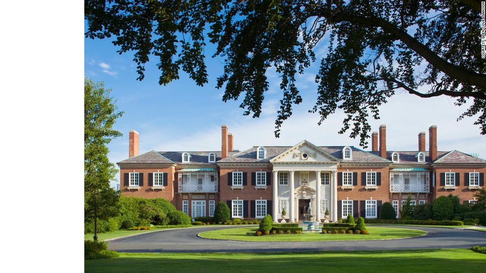 """Originally known as The Manor, the 1910 Glen Cove Mansion was the centerpiece of a 55-acre estate of John Teele Pratt and Ruth Baker Pratt. John was an attorney and an executive with Standard Oil Co., and Ruth, a Republican, was the first congresswoman from New York. The home has been converted into <a href=""""http://www.glencovemansion.com/"""" target=""""_blank"""">Glen Cove Mansion Hotel and Conference Center</a>, where rates start at $159 through Labor Day."""
