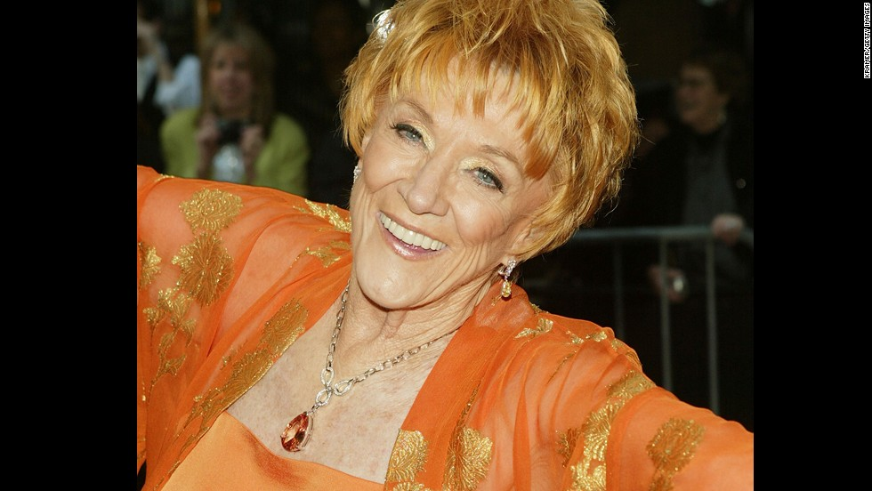 "<a href=""http://www.cnn.com/2013/05/08/showbiz/tv/obit-jeanne-cooper-young-restless/index.html"">Jeanne Cooper</a>, who played Katherine Chancellor, the ""Dame of Genoa City,"" on ""The Young and the Restless,"" died on May 8. She was 84."