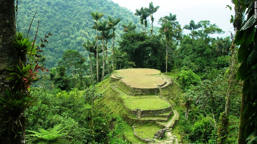 "Recently one of the world's more intimidating destinations, Colombia's improving security situation has doubled its annual influx of tourists. Tours to Ciudad Perdida (""Lost City"") in Sierra Nevada have soared, leading some to anoint it the next Machu Picchu."