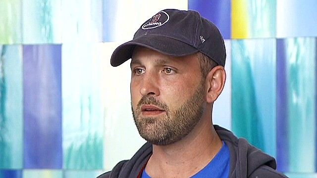 Boston bomb survivor heads home