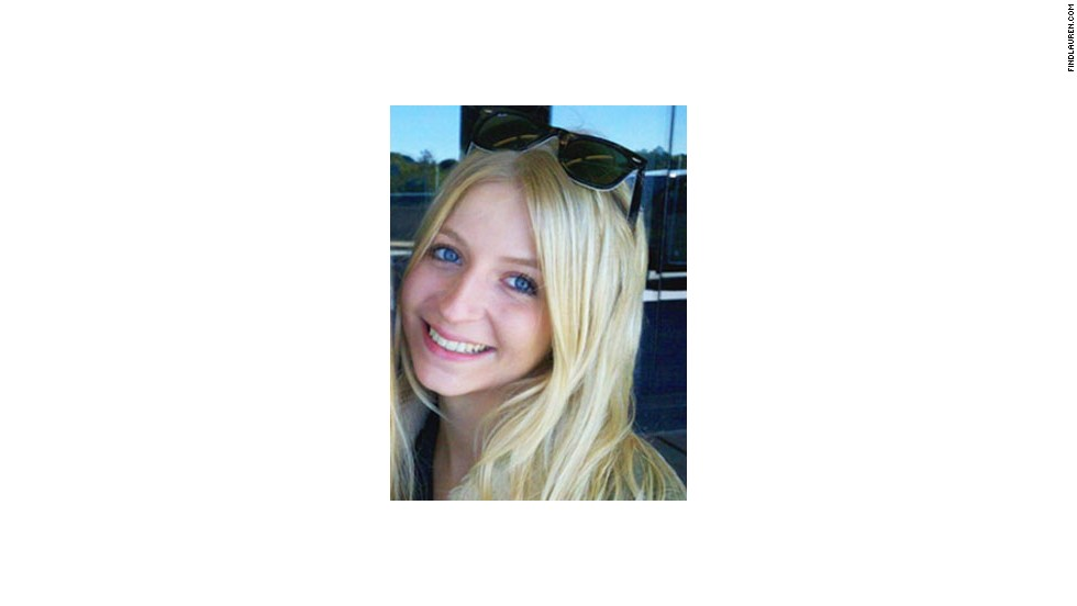 Indiana University student Lauren Spierer, 20, went missing in June 2011. She was last seen leaving a sports bar after a night out with friends.