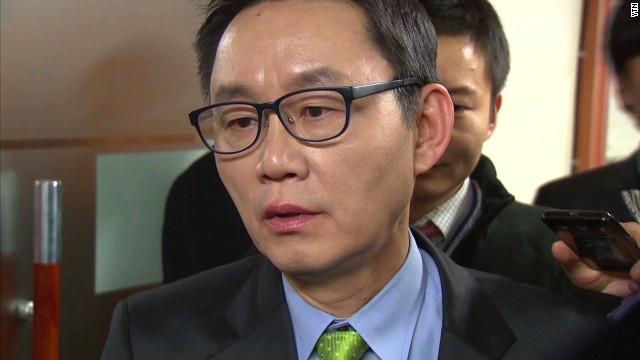 Scandal mars S. Korea president  visit