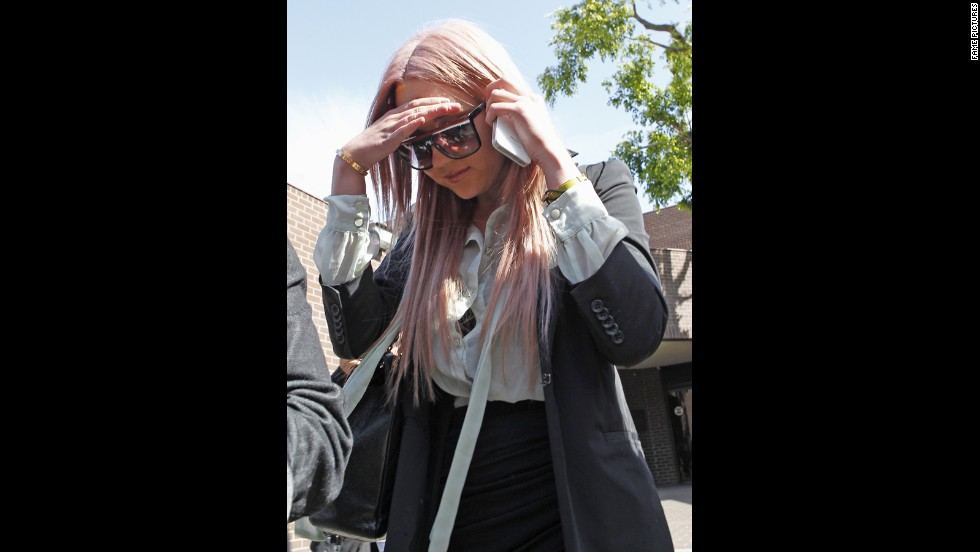 "Bynes, seen here in April 2012, again made headlines that June when she asked <a href=""http://marquee.blogs.cnn.com/2012/06/06/amanda-bynes-mr-president-can-you-fire-a-police-officer/?iref=allsearch"" target=""_blank"">President Barack Obama on Twitter to fire the officer</a> who had arrested her. That August, she allegedly hit another vehicle, incurring a second hit-and-run charge."