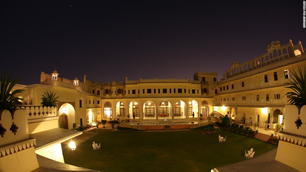 Home to regional royalty as far back as the 18th century, the Raj Palace in Jaipur has been voted the world's leading heritage hotel at the World Travel Awards for the last five years.