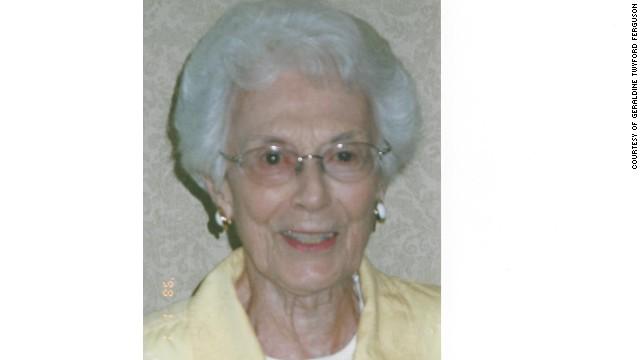 Geraldine Twyford Ferguson