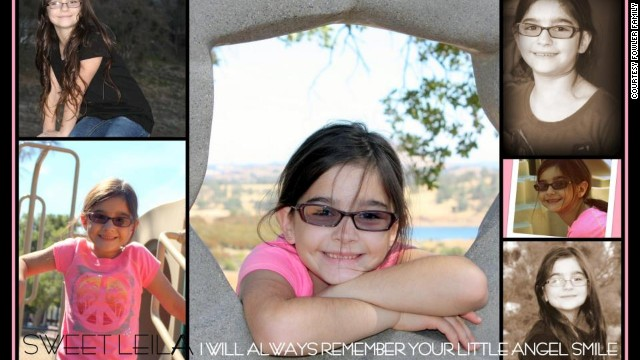 Leila Fowler's mother calls 911