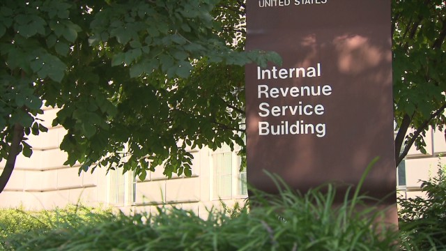 IRS targeted conservative groups