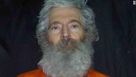 Robert Levinson's family: We won't stop until you're home