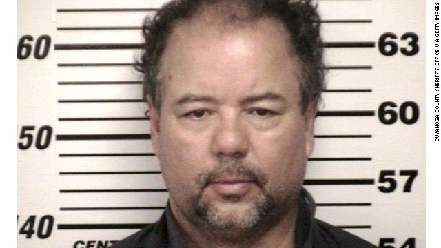 In this handout from the Cuyahoga County Sheriff's Office, Ariel Castro, 52, is seen in a booking photo May 9 in Cleveland.