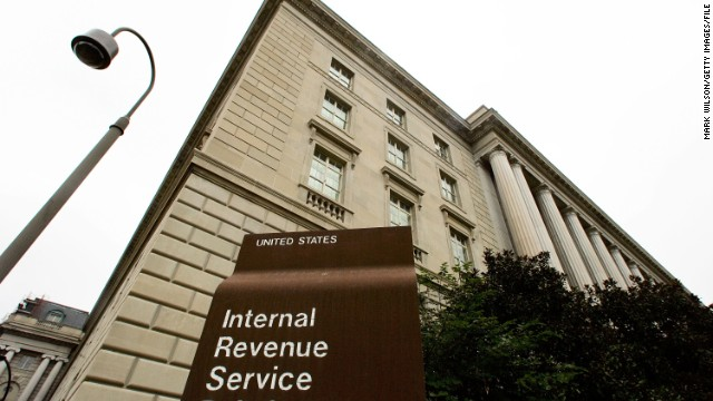 IRS accused of targeting conservatives