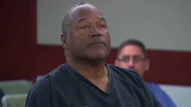 O.J. Simpson back in court