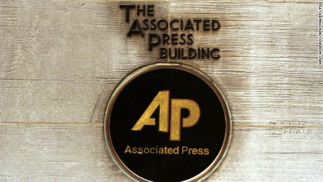 AP hits Justice Dept. over investigation