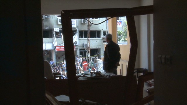 Anger lingers after Turkey bombing