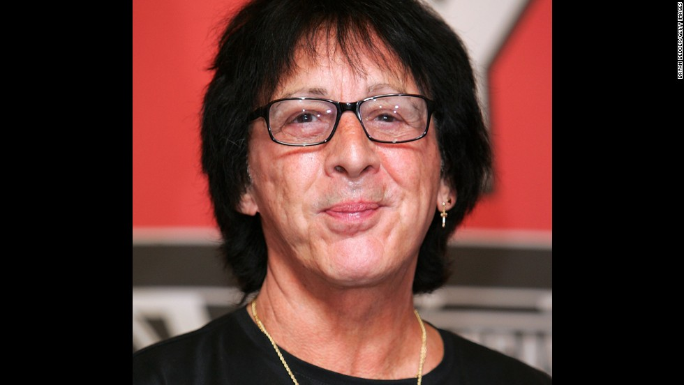 "KISS band member Peter Criss <a href=""http://www.cnn.com/2009/HEALTH/10/15/male.breast.cancer/index.html"">sat down with CNN's Elizabeth Cohen</a> in 2009, a year after his battle with breast cancer. The musician said he wanted to increase awareness of the fact that men can also get the disease."