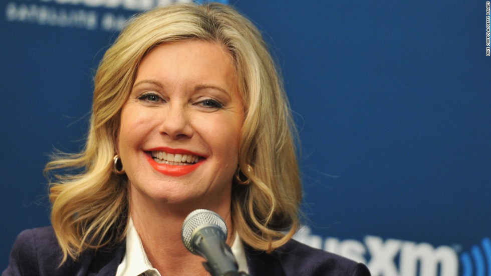 Olivia Newton-John was diagnosed in 1992, and the singer has become an advocate for breast self-examination.