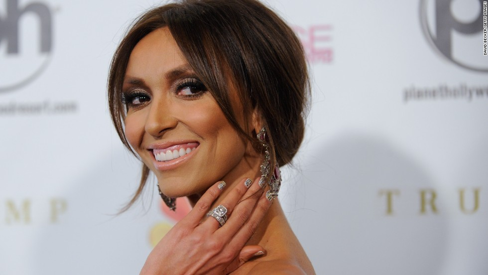 "E! co-host Giuliana Rancic<a href=""http://www.cnn.com/video/#/video/showbiz/2011/12/06/sbt-giuliana-rancic-mastectomy.hln"" target=""_blank""> underwent a double mastectomy in 2011</a> after a breast cancer diagnosis."