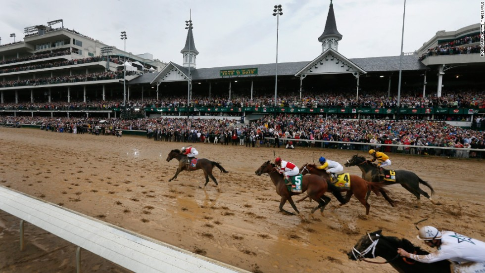 Other countries have horse races, but none were founded by the grandson of William Clark of the Lewis and Clark expedition. Also, those races don't have a traditional drink made of bourbon (mint julep), nor do they encourage everyone to dress like a flamboyant Southern aristocrat.
