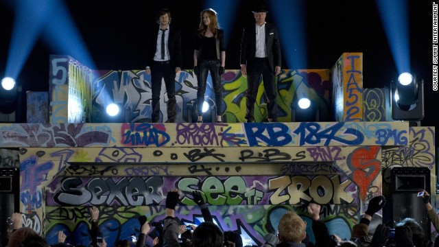 "Jesse Eisenberg, Isla Fisher and Woody Harrelson star in the film ""Now You See Me."""