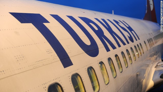 Turkish Airlines soaring