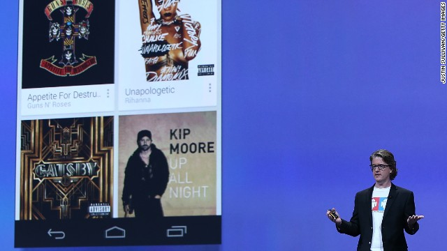Google announces new music service
