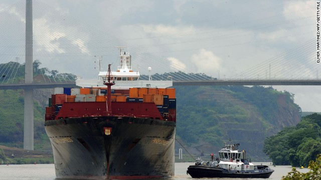 The Panama Canal is one of the world's top man-made attractions.
