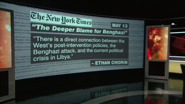 An American eyewitness in Benghazi