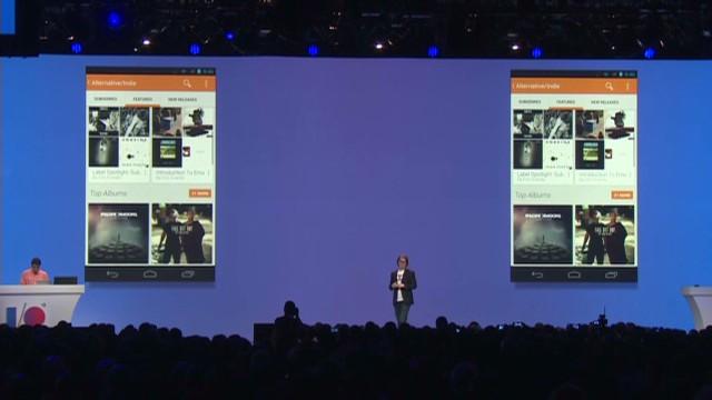 Google announces new music service