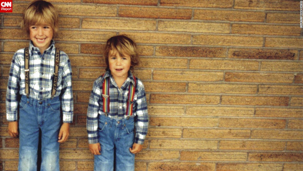 "The '80s saw the development of more <a href=""http://ireport.cnn.com/docs/DOC-965234"">prewashed denims</a>, stone washing and other techniques to achieve a worn-out look. Jeans really were for everyone by then, from children to Brooke Shields, who famously proclaimed: ""<a href=""http://www.youtube.com/watch?v=YK2VZgJ4AoM"" target=""_blank"">You wanna know what comes between me and my Calvins? Nothing.""</a>"
