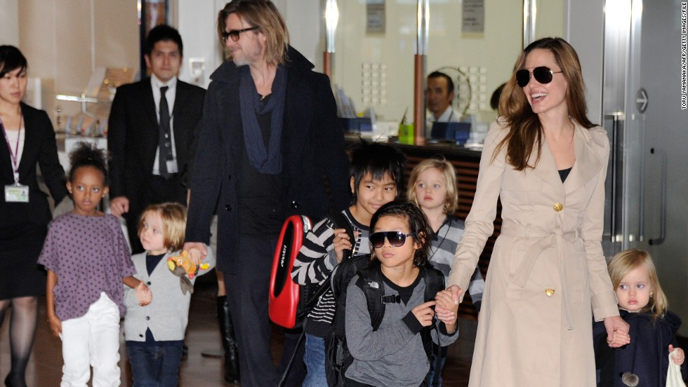 The actor seamlessly juggles motherhood and her role as a highly-acclaimed Hollywood superstar. With her partner, actor Brad Pitt, she takes care of six children while flying around the globe, making films and continuing her humanitarian efforts.