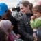 Jolie refugee camp jordan