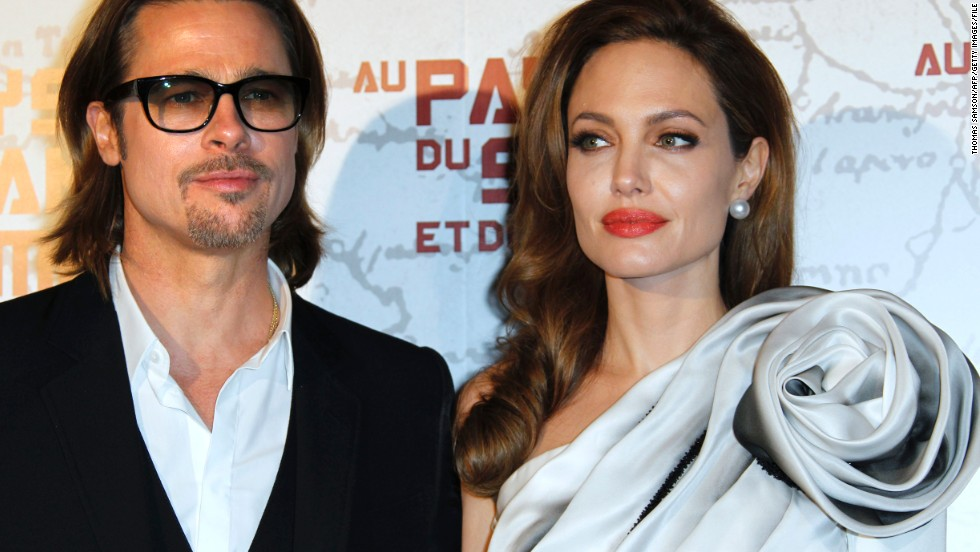 "Jolie's career has gone from actress to producer to director. Her first film ""In the Land of Blood and Honey"" highlighted the horrors women faced during the Bosnian War. She was supported at the film's premiere in Paris (pictured) by partner, Brad Pitt."