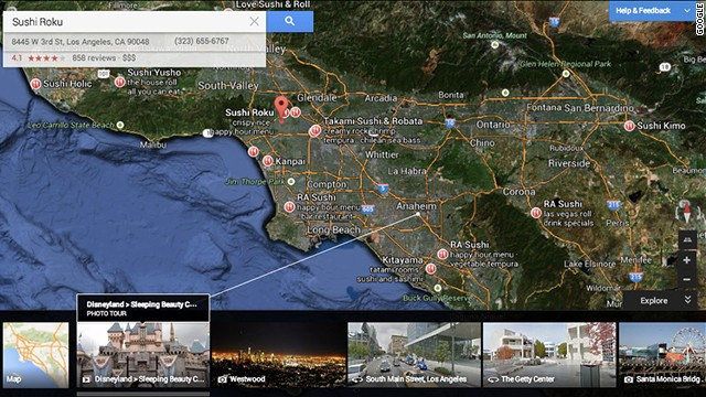 Google Maps is getting a redesign that puts images and maps front and center.