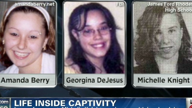 Life in captivity for Cleveland women