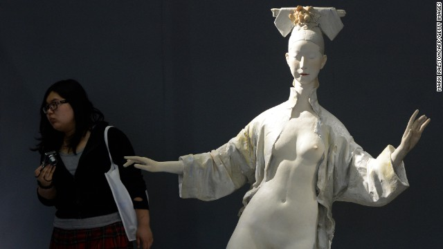 On China: Censoring contemporary art