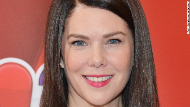 Actress and author Lauren Graham