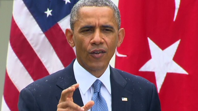 Obama: IRS problem must be fixed