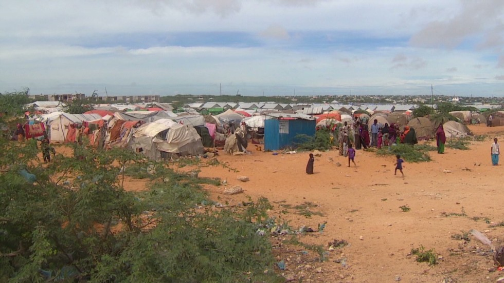 Somalia's women struggle with rape captured in 2013