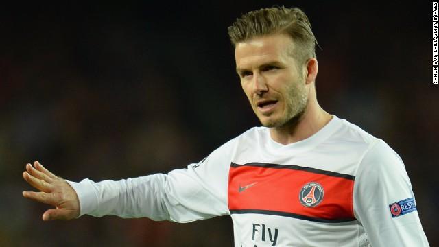 Beckham brand will outlast soccer career