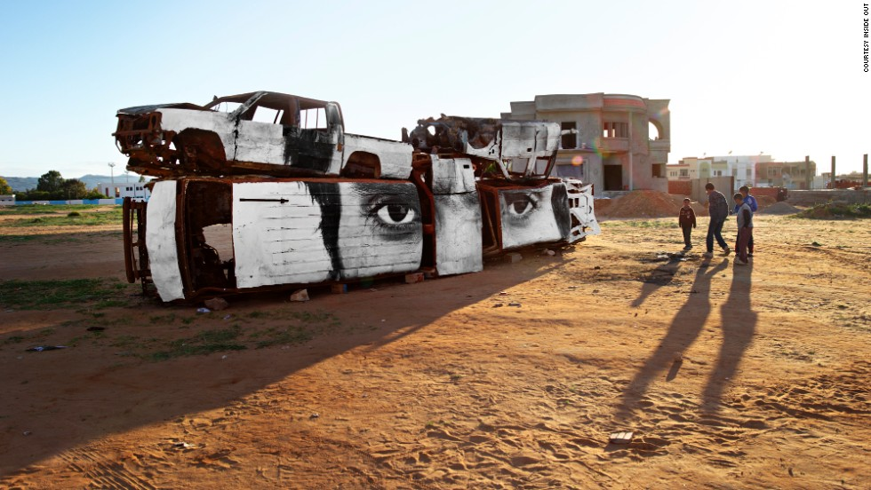 Sidi Bouzid, Tunisia, 2011.