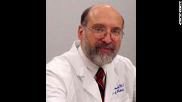 Creighton professor, wife found dead