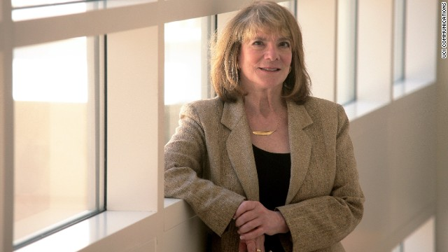 Elizabeth Loftus is a cognitive psychologist at the University of California Irvine.