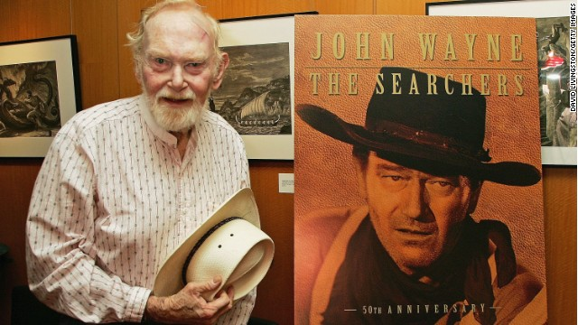 Actor Harry Carey, Jr. attends a special 50th anniversary screening of 'The Searchers' at the Academy of Motion Picture Arts and Sciences on June 23, 2006 in Beverly Hills, California.