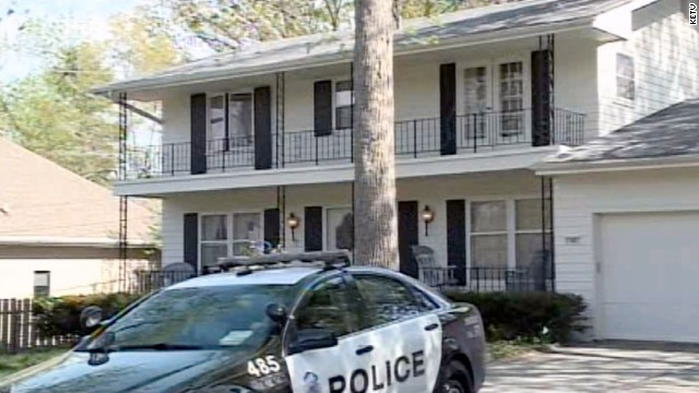 They were found dead at their home early Tuesday by officers responding to a welfare call.
