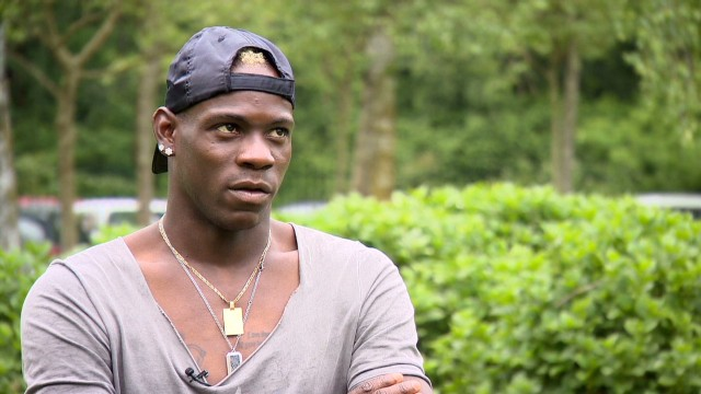 Balotelli: I'm glad I left England