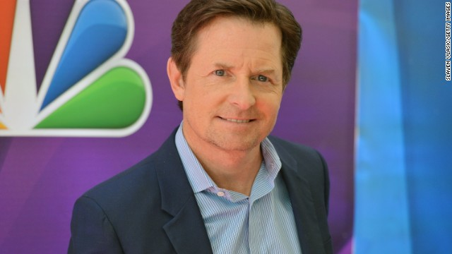 Michael J. Fox attends 2013 NBC Upfront Presentation Red Carpet Event at Radio City Music Hall on May 13, 2013 in New York City.