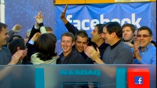 Facebook's IPO: One year later